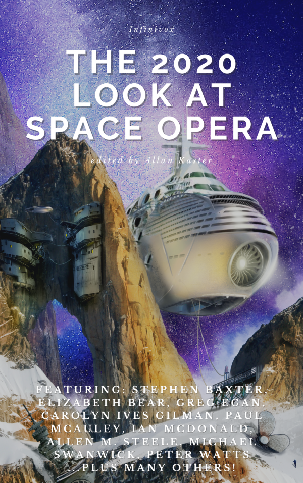 Infinivox The 2020 Look at Space Opera