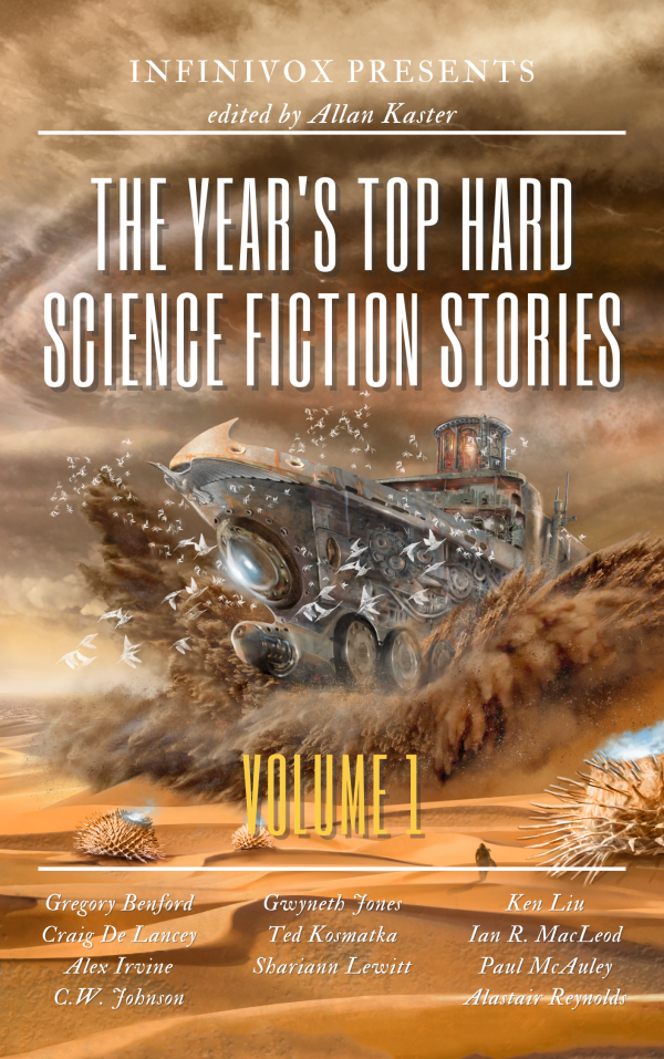Infinivox The Year's Top Hard Sci Fi V1