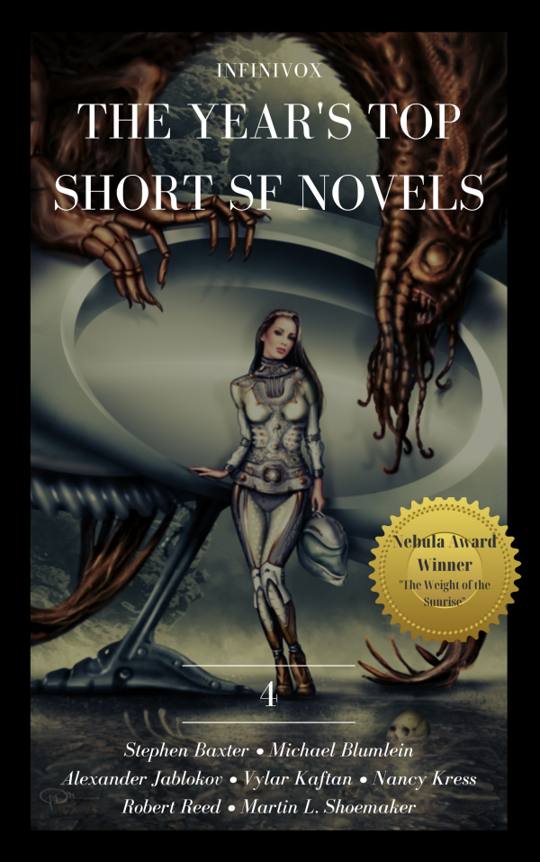 Infinivox The Year's Top Short SF Novels 4